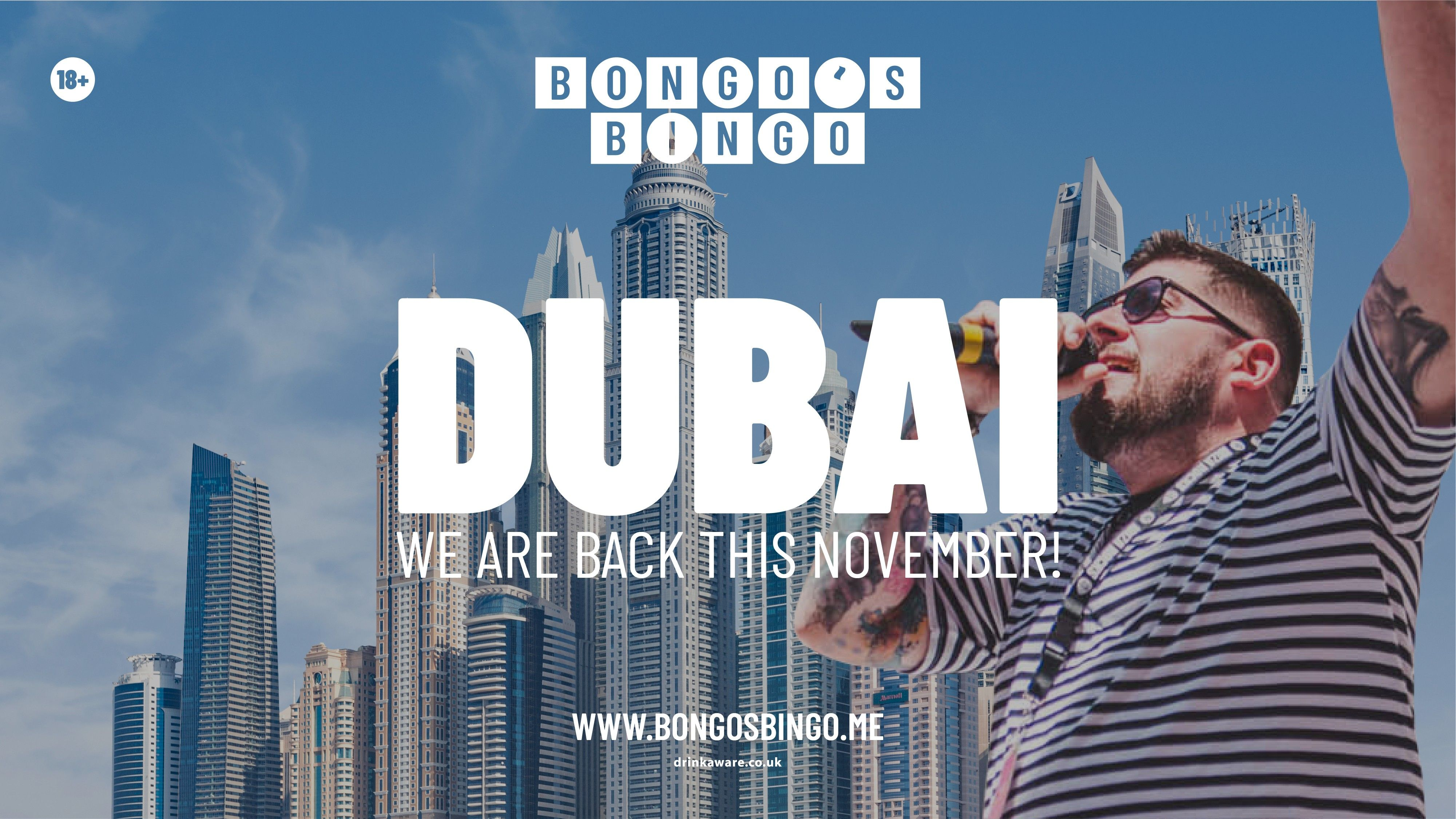 Bongo's Bingo is coming back to Dubai