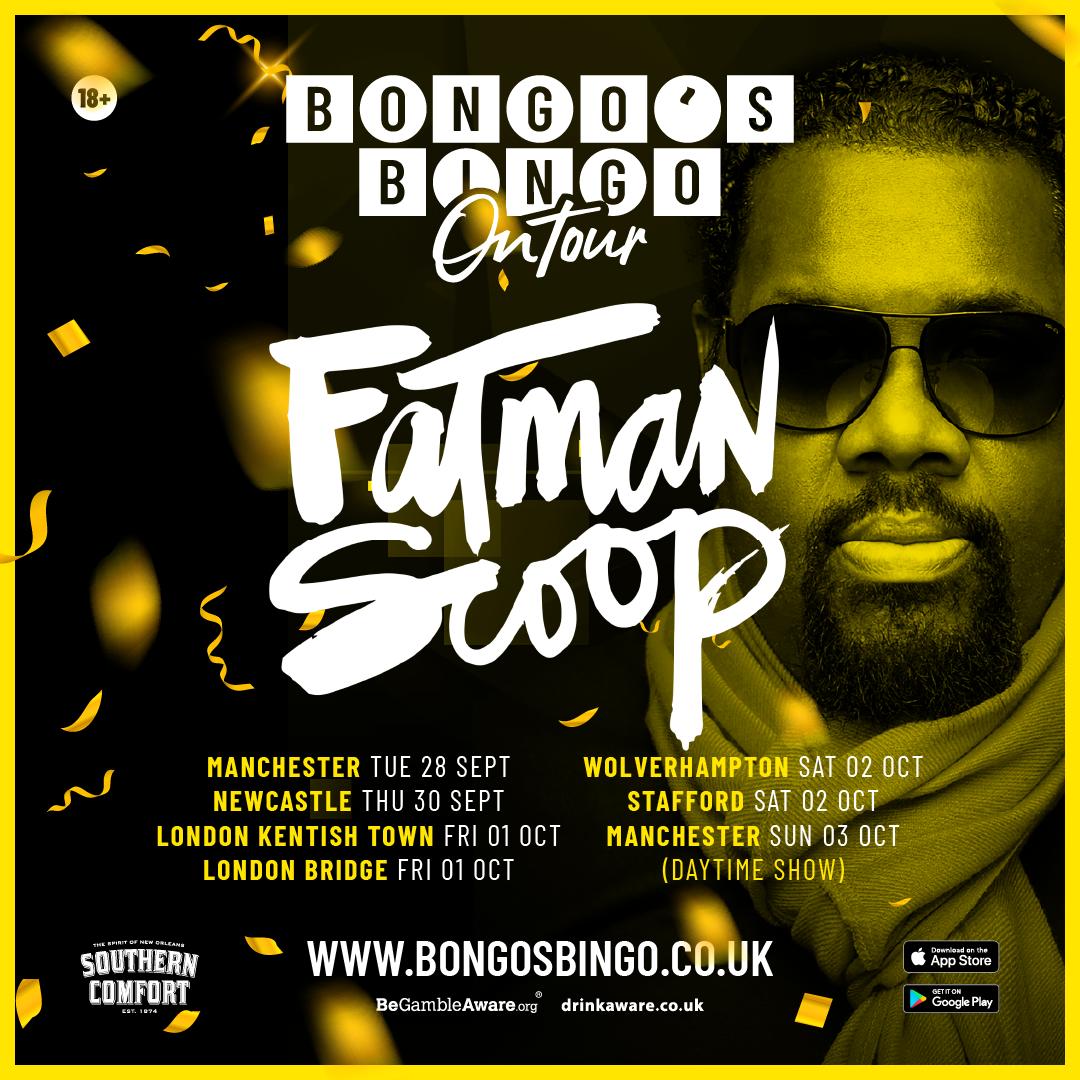 Fatman Scoop Tour!