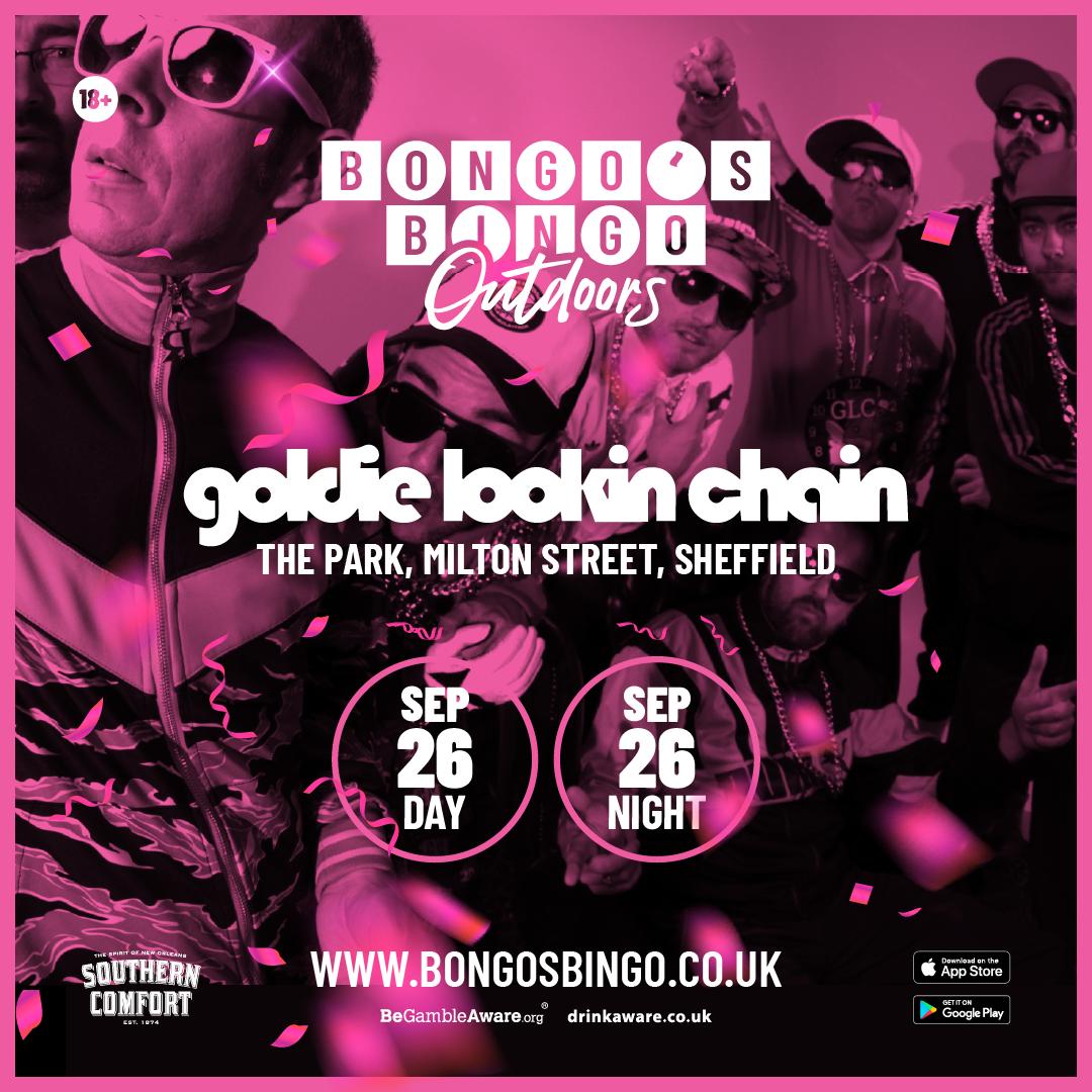 Sheffield // Goldie Lookin' Chain Specials