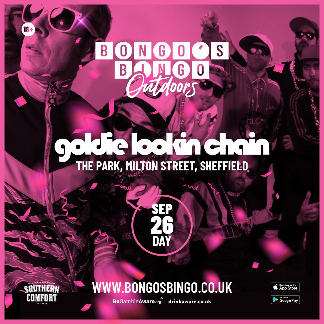 Sheffield // Goldie Lookin' Chain Special