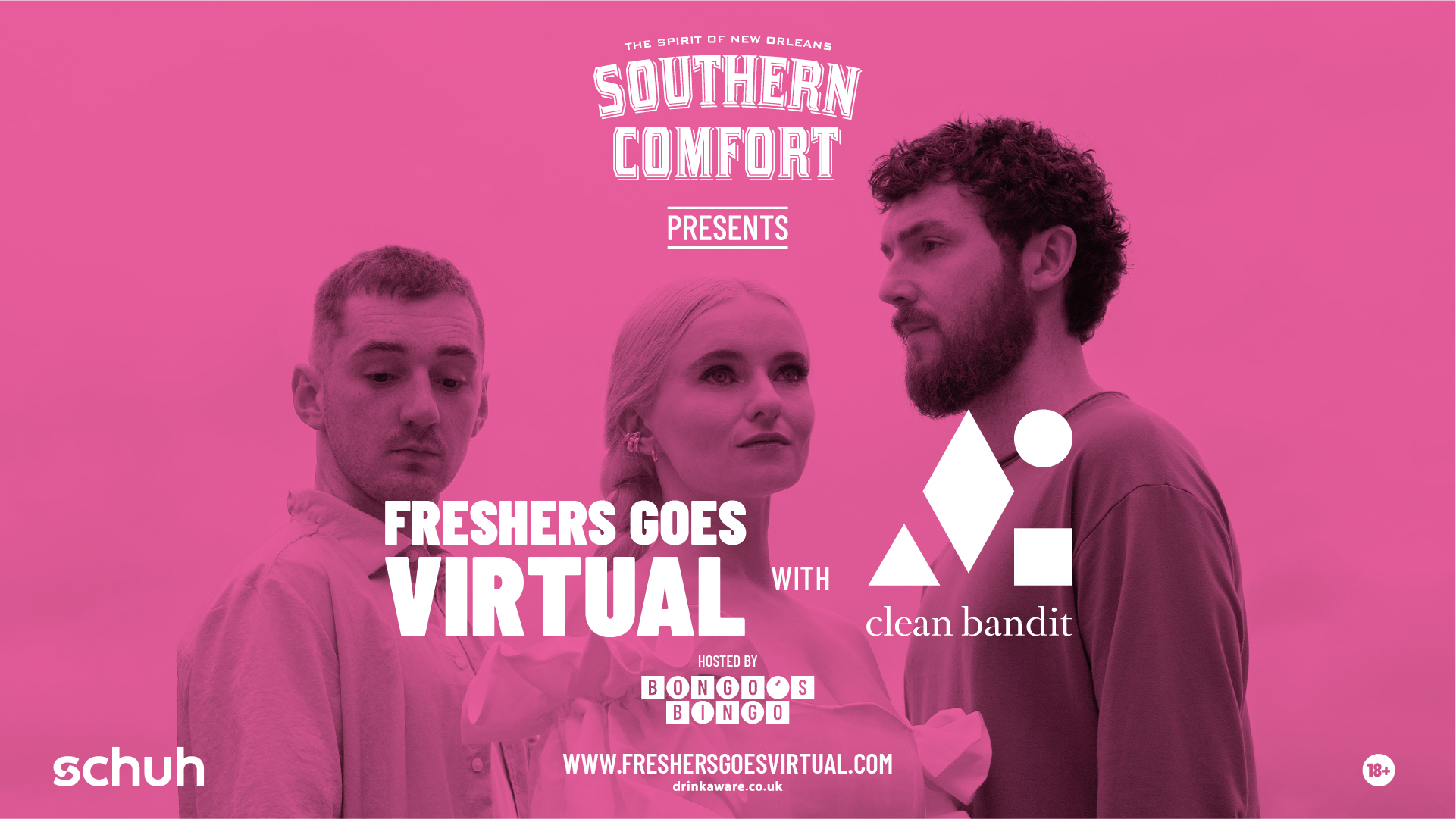 FRESHERS GOES VIRTUAL